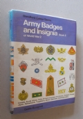 Army badges and insignia of World war II. Book 2