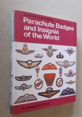 Parachute badges and insignia of the world in colour