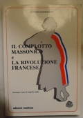 Il complotto massonico e la Rivoluzione francese.