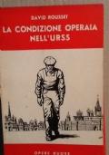 La condizione operaia nell'URSS