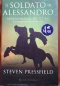 il soldato di Alessandro di Steven Pressfield