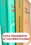 CORSO DI ANALISI MATEMATICA vol 1  vol 2