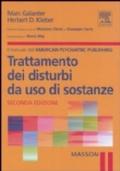 Trattamento dei disturbi da uso di sostanze. Prima edizione