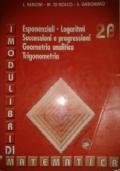 I modulibri di matematica 2A