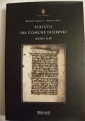 Statuto del Comune di Dervio anno 1389
