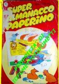 SUPER ALMANACCO PAPERINO 2a serie num. 1