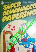 SUPER ALMANACCO  PAPERINO 2a serie num. 4