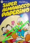 SUPER  ALMANACCO  PAPERINO 2a serie num. 6