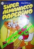 SUPER  ALMANACCO  PAPERINO 2a serie num. 9
