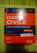 Codice civile- leggi complementari
