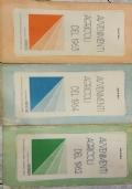 Avvenimenti agricoli del 1962-1963-1964