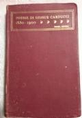 POESIE DI GIOSUE' CARDUCCI 1850 - 1900