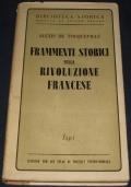 Frammenti Storici della Rivoluzione Francese