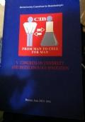V congress on university and biotechnology innovation