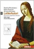 Letterautori. Percorsi ed esperienze letterarie. Dalle origini al tardo Cinquecento-Antologia della Divina commedia