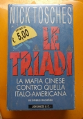 Le triadi, mafia cinese con quella italio-americana