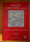 1943-1945 Guerra civile, VIcenza, Verona Belluno, Treno, Bolzano, Gorizia V11