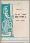 La Seconda Filippica. Introduzione e commento di Alessandro Manzoni