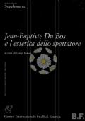 Jean-Baptiste Du Bos e l'estetica dello spettatore