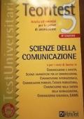 Teoritest 5- Scienze della comunicazione- ottava edizione