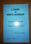 Il diario di Benito Mussolini