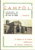CAMPOLI  Il Paese e la Pieve millenaria di Santo Stefano