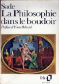 La philosophie dans le boudoir