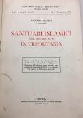 Santuari islamici nel secolo XVII in Tripolitania