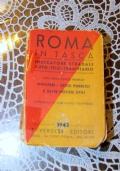 ROMA IN TASCA - INDICATORE STRADALE AUTO-FILO-TRAMVIARIO