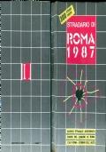 STRADARIO DI ROMA 1987