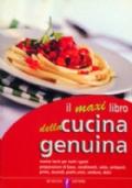 Il maxi libro della cucina genuina