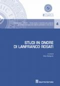 Studi in onore di Lanfranco Rosati