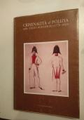 Criminalità e polizia nello Stato Pontificio (1770-1820).