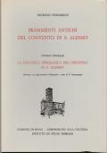 Frammenti Antichi del Convento di S. Alessio - La raccolta epigrafica del Chiostro di S. Alessio