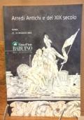 Casa d' aste Babuino catalogo asta 21 maggio 2003