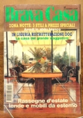 Brava Casa Anno XXII n° 6 giugno 1995 Anno XXII n° 6 giugno 1995