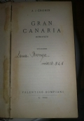 GRAN CANARIA XVIII EDIZIONE