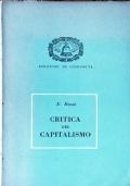 Critica del capitalismo