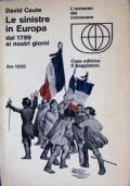 Le sinistre in Europa dal 1789 ai nostri giorni