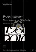Poesia vivente. Una lettura di Hölderin