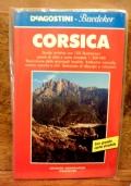 Corsica guida turistica con 150 illustrazioni . Descrizione delle principali localita' . Ambiente naturale , notizie storiche e utili . Selezione di alberghi e ristoranti
