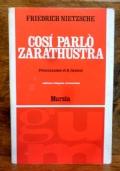 Cosi' parlo' Zarathustra , un libro per tutti e per nessuno