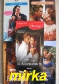 LORD PERFECT + MR IMPOSSIBLE + MISS WONDERFUL + NON PROPRIO UNA LADY + IN SCOZIA CON TE * Serie Carsington  Completa *