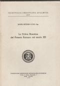 La Critica Bizantina del Primato Romano nel secolo XII