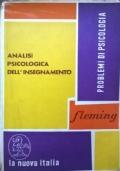 Analisi psicologia dell'insegnamento