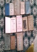 Lotto 11 libretti religione cattolica 1869/1909