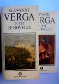 Giovanni Verga, Tutte le novelle - Volume I e II