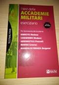 I test delle accademie militari eserciziario