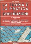 La teoria e la pratica nelle costruzioni volume secondo tomo secondo