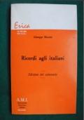Ricordi agli italiani - Edizione del centenario